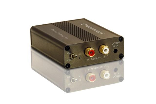 Oehlbach-Phono-PreAmp-Pro Phono-Entzerrer