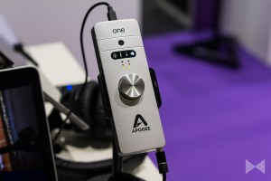 Apogee One for Mac AD/DA-Wandler mit Mikrofon
