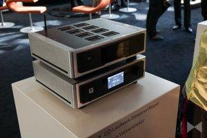 NAD M32 Digitalverstärker mit BluOS-Multiroom-Streaming