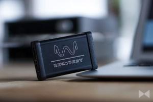 Wyred 4 Sound Recovery USB Reclocker Test