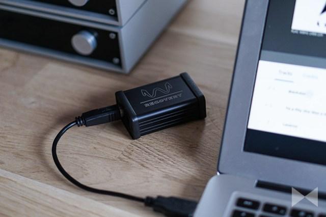 W4S RUR USB-Reclocker