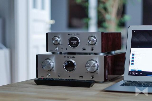 Marantz-HD-DAC1 vs. Marantz HD-AMP1