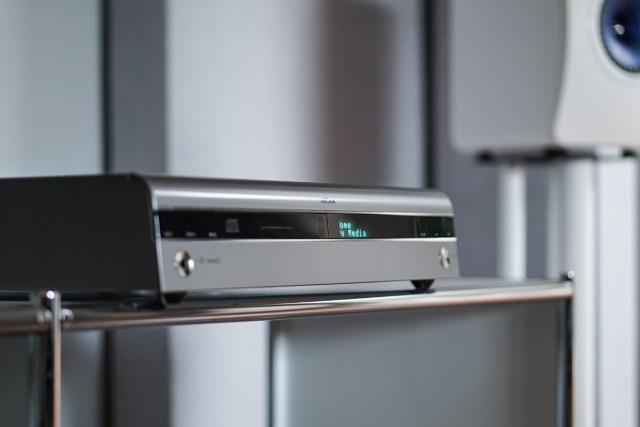Arcam Solo Music Stereo-Verstärker mit CD-Player, Netzwerkplayer und HDMI-Anschlüssen