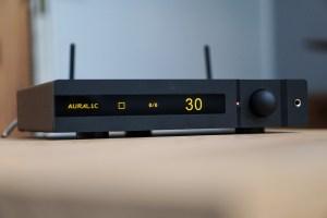 Auralic Altair Streamer, USB-DAC, PreAmp, Server
