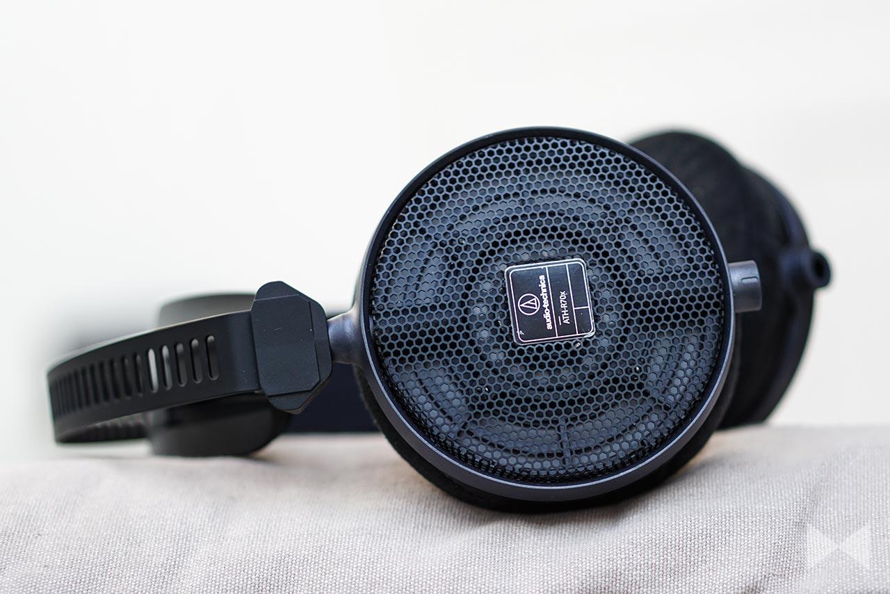 Audio Technica ATH-R70x Test: offener Referenz-Kopfhörer