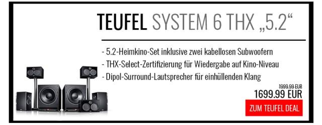 Teufel System 6 THX 5_2 Set kaufen