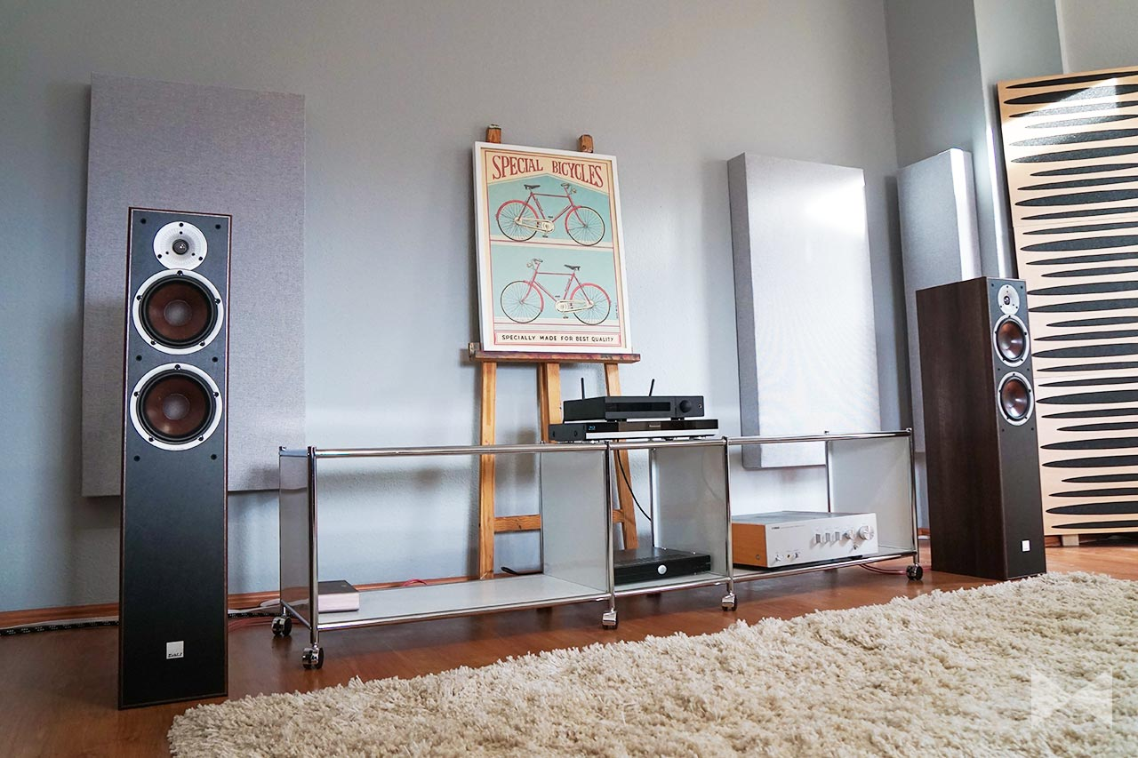 dali spektor 6 test standlautsprecher f r weit unter 1000 euro modernhifi. Black Bedroom Furniture Sets. Home Design Ideas