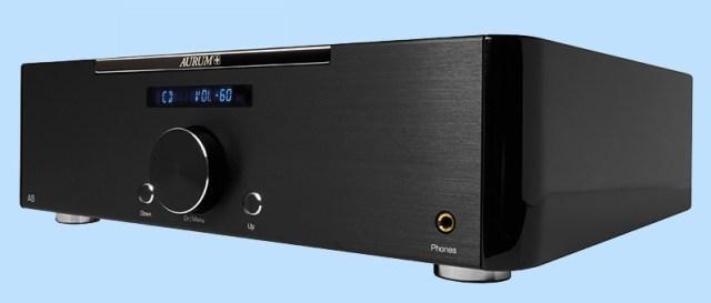 Aurum A8 Stereo-Verstaerker von Quadral