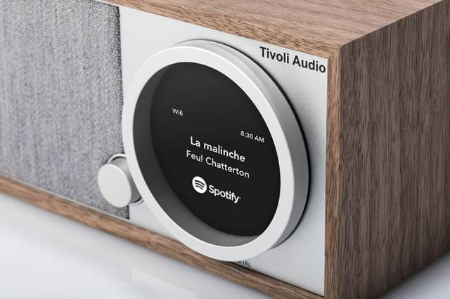 Tivoli Audio Model One Digital mit Amazon Alexa Sprachsteuerung