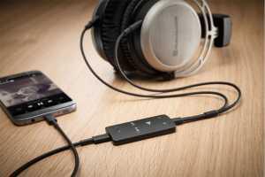 Beyerdynamic Impacto essential: USB-DAC für Computer und Smartphone