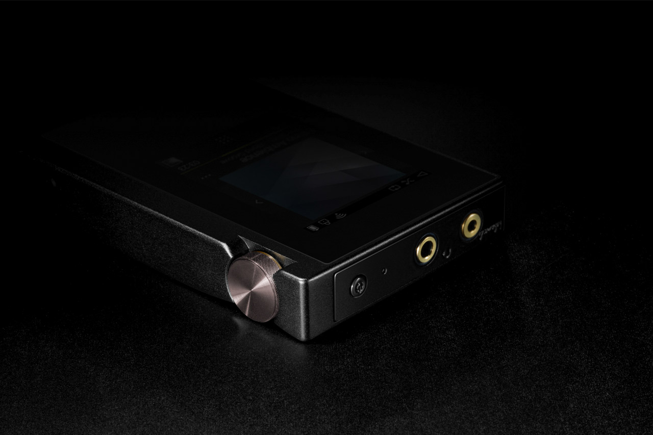 Onkyo DP-S1 – Digital Audio Player für die Hosentasche