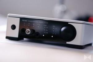 Meridian Prime Test: Kopfhörerverstärker mit MQA-DAC