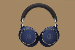 Audio Technica ATH-MSR7SE dynamischer, geschlossener Over-Ear-Kopfhörer