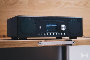 Test: Auna Connect CD Internetradio mit CD-Player, Bluetooth und Spotify