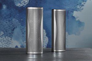 KEF Muo Metal: Bluetooth-Lautsprecher im Stil der Großen KEF Muon