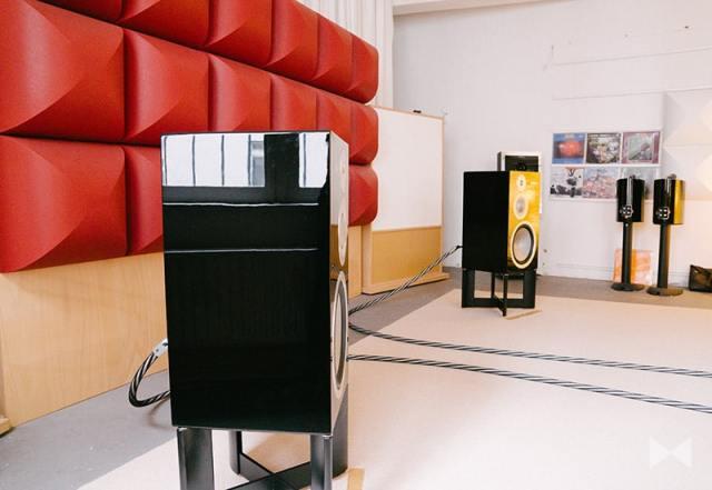 Yamaha NS-5000 Klavierlack-Gehäuse