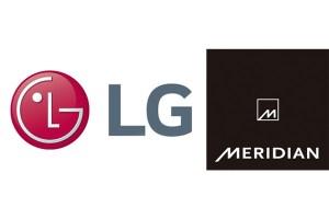 LG kündigt Partnerschaft mit Meridian Audio an