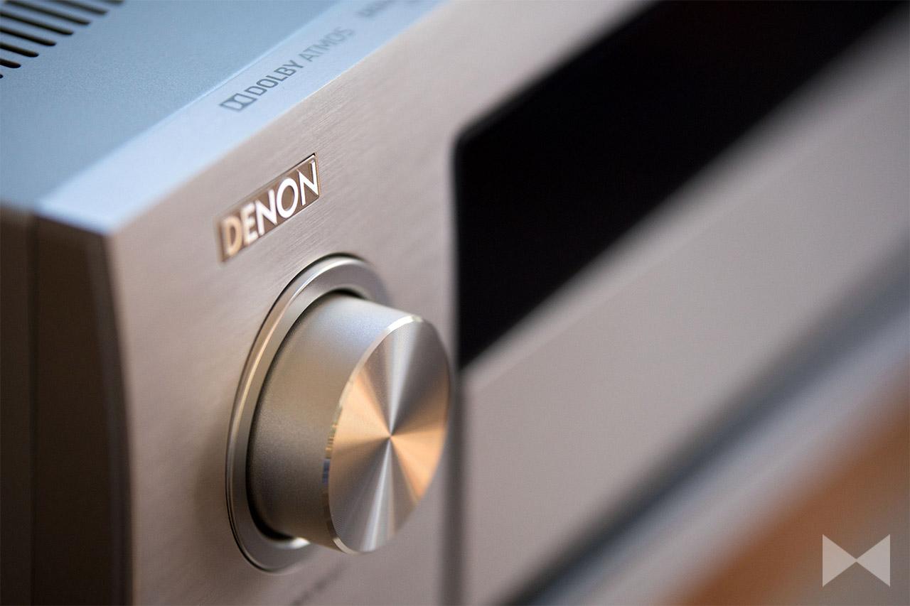 Denon AVR-X4400H Test Dolby-Atmos-AV-Receiver