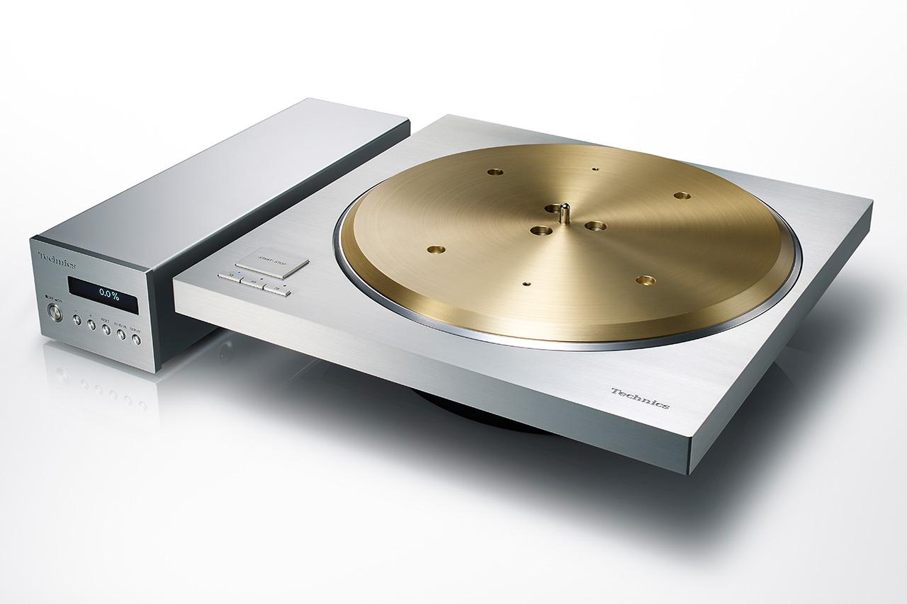 Technics SP-10R Plattenspieler
