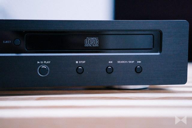 Magnat MCD 750 CD-Player