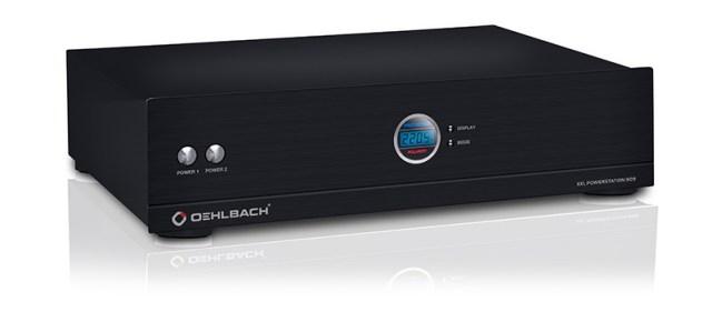 Oehlbach Powerstation 909: Stromversorgung im edlen Design