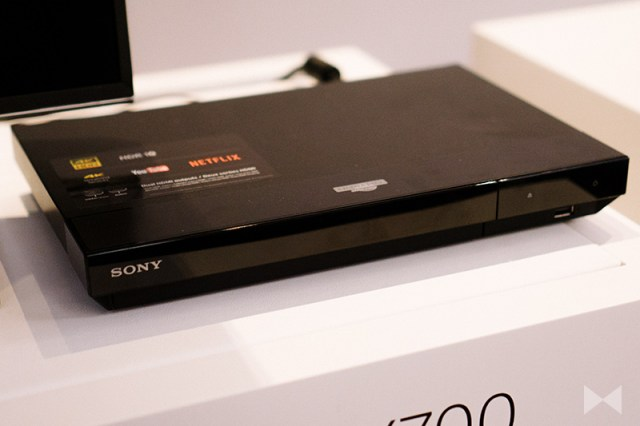 Sony UBP-X700 4K-Ultra-HDR-Player