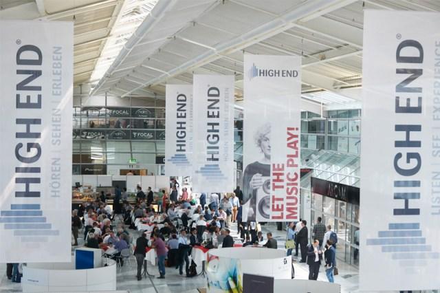 High End 2018 – alle Ausstellungsflächen ausgebucht