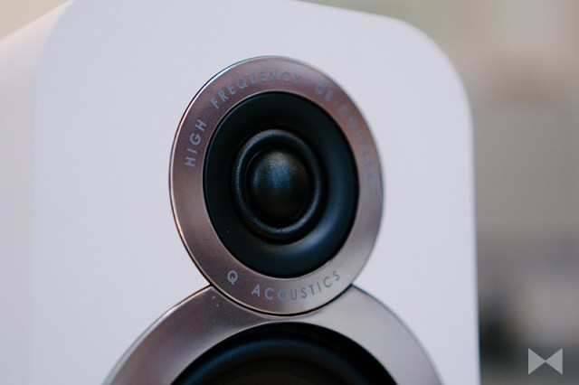 Q Acoustics Q 3020i Mikrofaser-Kalotte