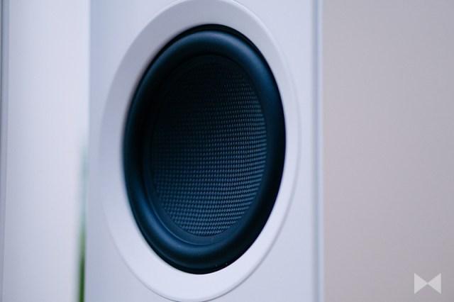 Teufel Stereo M Tiefton-Lautsprecher