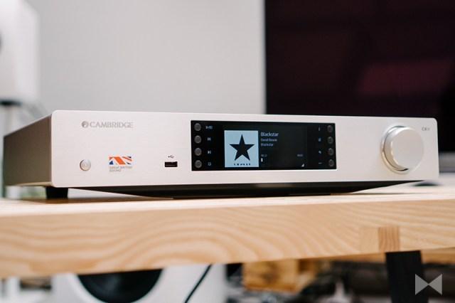 Cambridge Audio CXN V2 Testbericht Netzwerkplayer