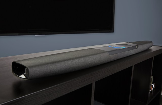 Polk Command Bar TV-Soundbar mit Funk-Subwoofer