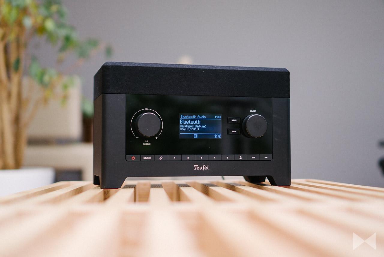 Teufel Radio 3Sixty Test: Kompaktradio mit Streamingfunktion