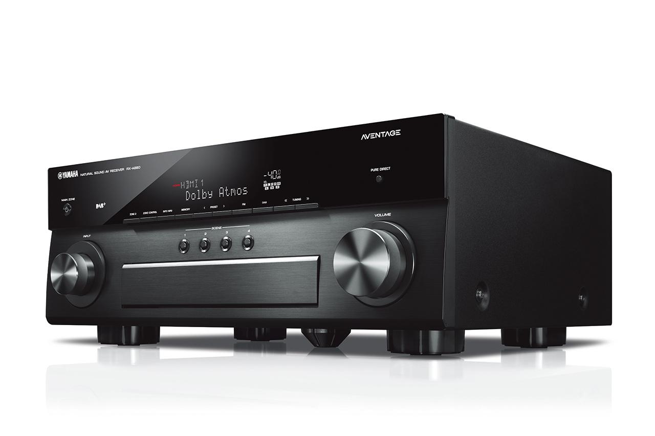 yamaha rx a680 rx a880 av receiver verstehen amazon. Black Bedroom Furniture Sets. Home Design Ideas