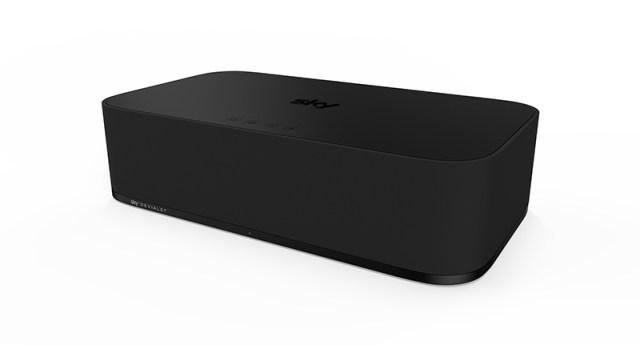 Sky Soundbox TV-Soundbar mit Sky Q