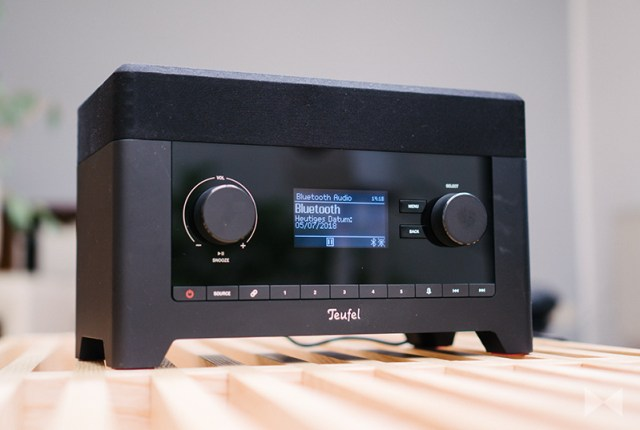 Teufel Radio 3Sixty Test Digitalradio