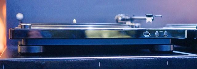 Denon DP-450USB mit MusiCut USB-Plattenspieler digitalisieren
