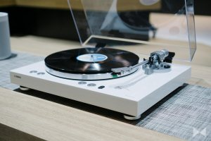 Yamaha MusicCast VINYL 500 & GT-5000: Streaming-Plattenspieler