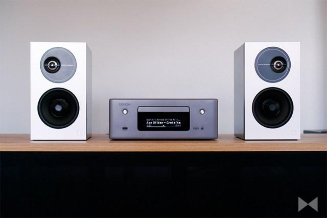 Denon CEOL-N10 Testbericht Stereo-Kompaktanlage