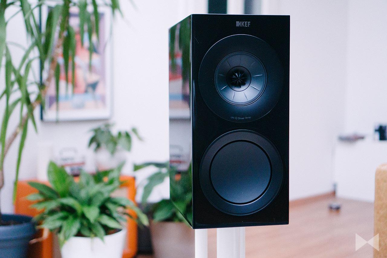 KEF R3 Test: Regallautsprecher mit British Sound