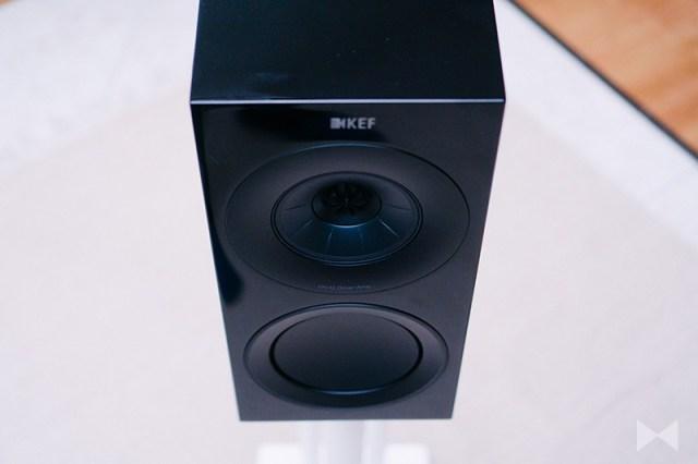 KEF R3 Lautsprecher-Gehäuse