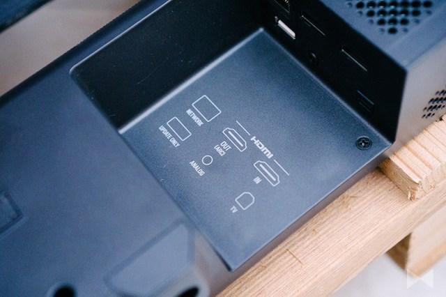 Yamaha MusicCast Bar 400 HDMI TOSLINK