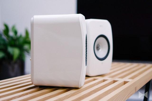 KEF LSX Wireless-Aktivlautsprecher