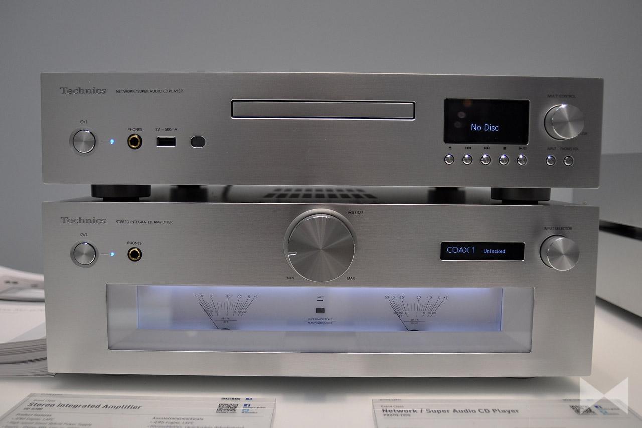 Technics SL-G700: Netzwerk-/SACD-Player mit MQA und DSD
