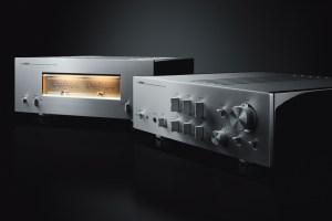 Yamaha C-5000 / M-5000: Vor-Endstufenkombi ist vollsymmetrisch