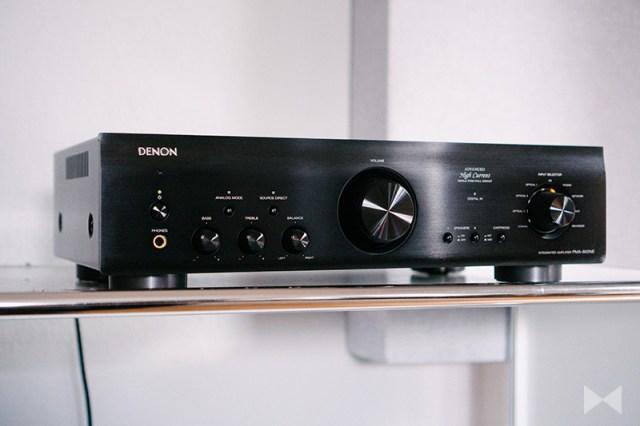 Denon PMA-800NE Test