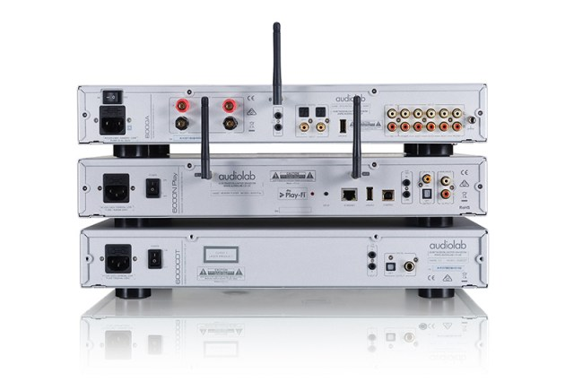 Audiolab 6000N Audio-Netzwerk-Streamer
