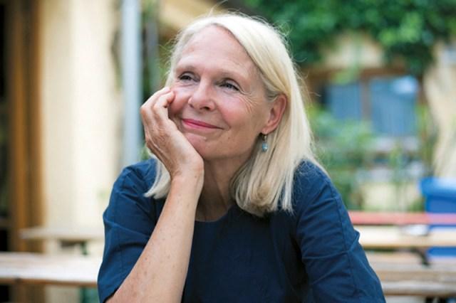 Eva Mair-Holmes für Label Trikont geehrt