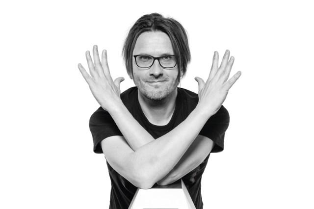 Steven Wilson von Porcupine Tree auf der HiFi-Messe High End 2019