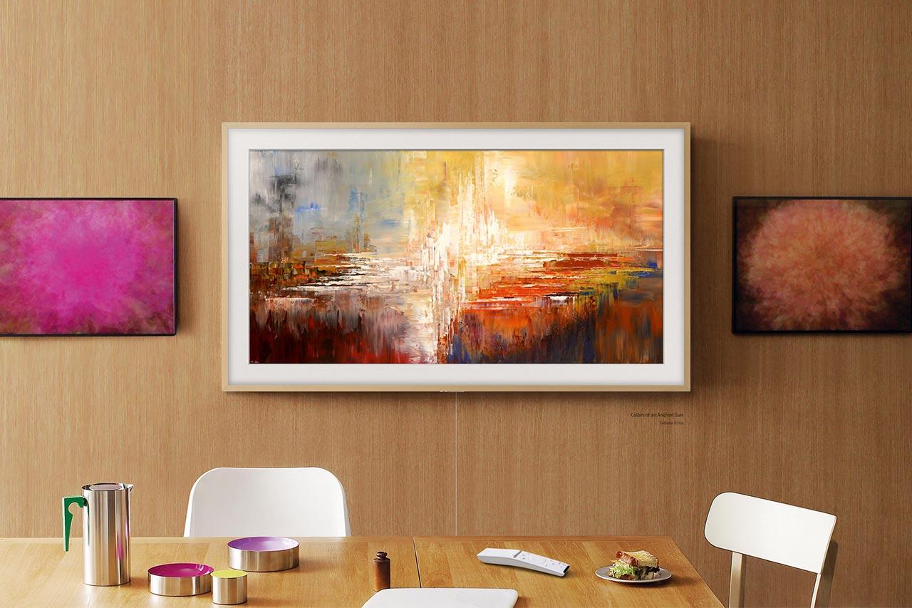 Samsung The Frame 2019 / The Serif 2019: Smart-TVs als Kunstwerk