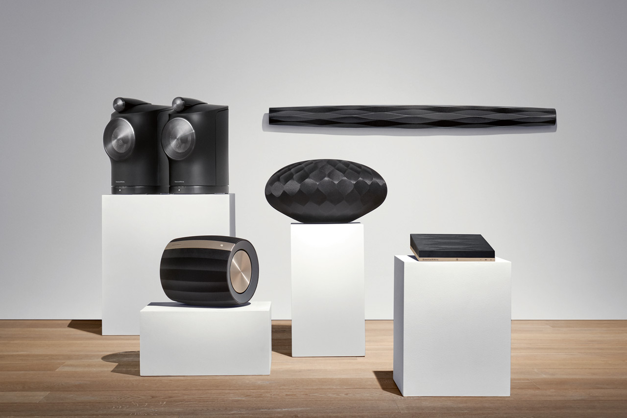 Bowers & Wilkins Formation Audio: Multiroom-System mit AirPlay 2